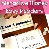 Interactive Math Easy Readers: Money Edition (Special Education Resource)