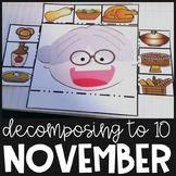 Decomposing to 10 November
