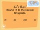 3rd Grade - Common Core - Interactive Math Game (Keynote Version)