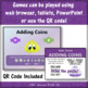 Interactive Math Game Adding Coins - Equal and Unequal Amounts {Yum Yums}