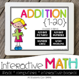 Interactive Math Games - Addition