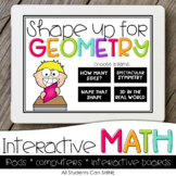 Interactive Math Games - Geometry