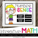 Interactive Math Games - Number Sense