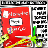 Math Interactive Notebook Journal