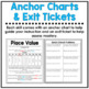 Place Value Interactive Math Journal
