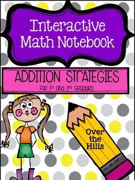 Interactive Math Journal--ADDITION STRATEGIES