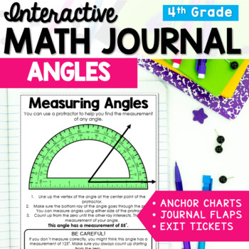 Angles Interactive Math Journal