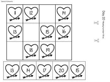 Interactive Math Journal February