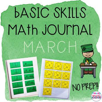 Interactive Math Journal March