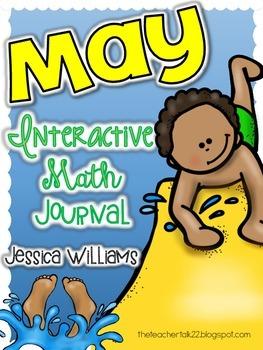 May Math Journal - Interactive