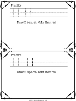 Interactive Math Journal - Numbers 11 - 20