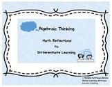 Interactive Math Journal Writing Notebook