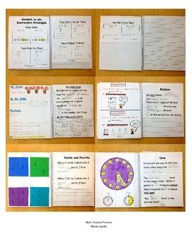 Interactive Math Journal for Singapore Math 1B or Math in Focus