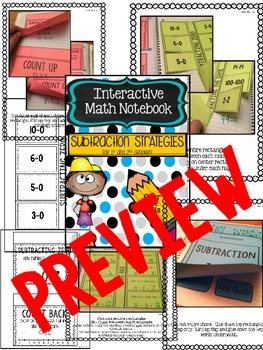 Interactive Math Journals--BUNDLE of all ADDED journals