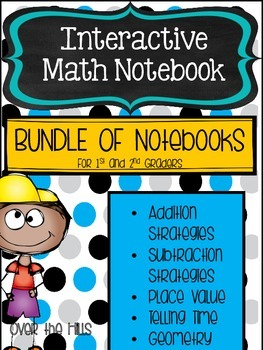 Interactive Math Journals--BUNDLE of all ADDED journals