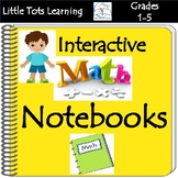 Problem Solving Interactive Notebook Grades 1-5