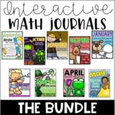Interactive Math Journals - The Bundle