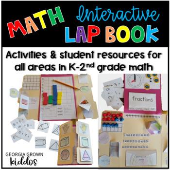 Interactive Math Lapbook