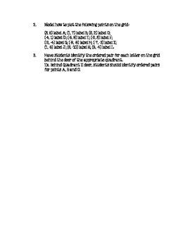 Interactive Math Notebook Part 1