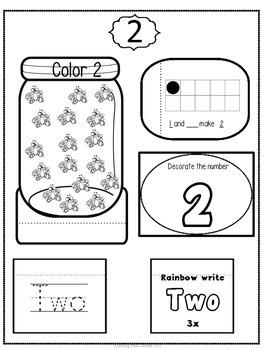 Interactive Math Notebook ~Sample
