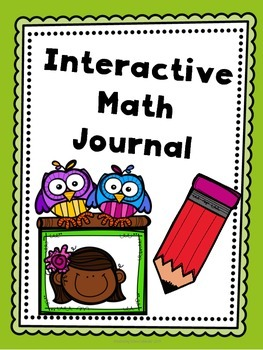Interactive Math Notebook ~Sample