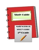 5th Grade Interactive Math Notebook and Study Guide - Part One