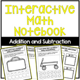 Interactive Math Notebook: Addition and Subtraction