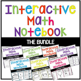 Interactive Math Notebook BUNDLE