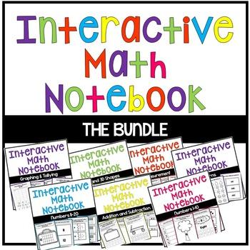 Interactive Math Notebook BUNDLE