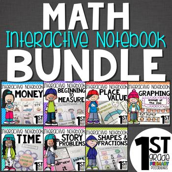 Interactive Math Notebook BUNDLE!