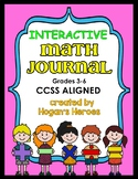 Interactive Math Notebook Complete Year