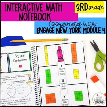 Interactive  Notebook Engage New York Module 4
