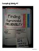 Interactive Math Notebook: Experimental Probability {Grade 7}