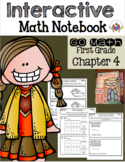 Interactive Math Notebook First Grade Go Math Chapter 4