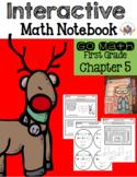 Interactive Math Notebook First Grade Go Math Chapter 5