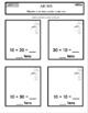 Interactive Math Notebook First Grade Go Math Chapter 8