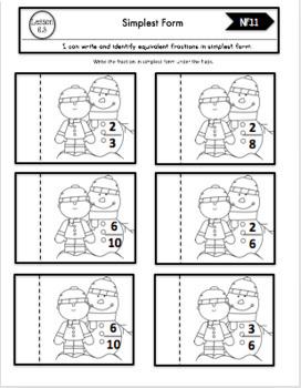 Interactive Math Notebook Go Math 4th Grade Chapter 6