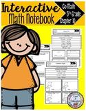 Interactive Math Notebook Go Math Fifth Grade Chapter 10