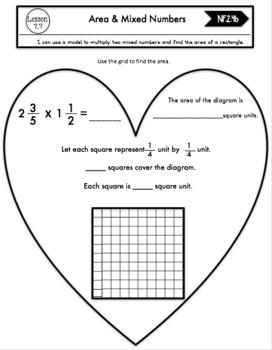 Interactive Math Notebook Go Math Fifth Grade Chapter 7