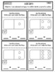 Interactive Math Notebook Go Math First Grade Chapter 1