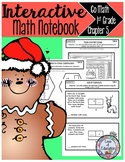 Interactive Math Notebook Go Math First Grade Chapter 5