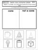 Interactive Math Notebook Go Math Kindergarten Chapter 10