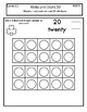 Interactive Math Notebook Go Math Kindergarten Chapter 8