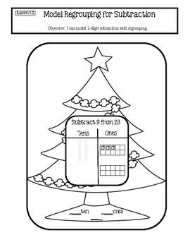 Interactive Math Notebook Go Math Second Grade Chapter 5