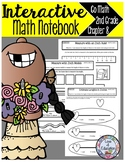 Interactive Math Notebook Go Math Second Grade Chapter 8
