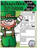 Interactive Math Notebook Go Math Third Grade Chapter 8