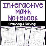 Interactive Math Notebook: Graphing and Tallying
