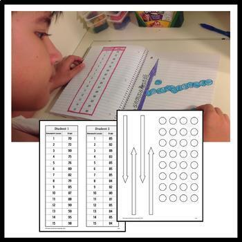 Interactive Math Notebook Eighth Grade Common Core with Scaffolded Notes
