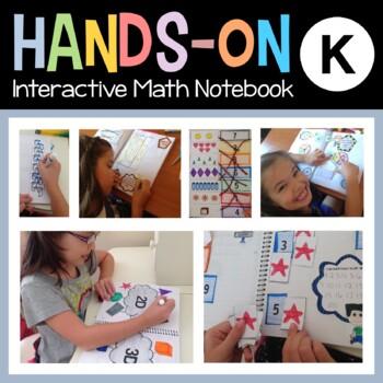 Interactive Math Notebook Kindergarten Common Core