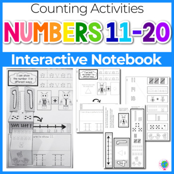 Interactive Math Notebook: Interactive Mini-Book for Numbe